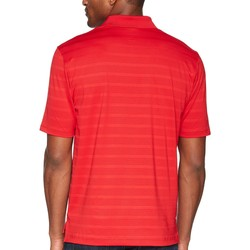Champion College Scarlet Arizona Wildcats Textured Solid Polo - Thumbnail