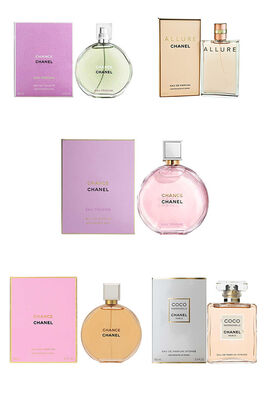 Chanel - Chanel Best Of Women Original Perfume Set