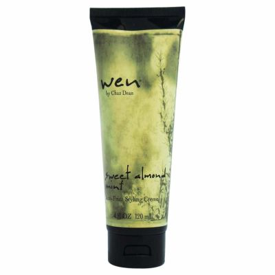 Chaz Dean - Chaz Dean Wen Sweet Almond Mint Anti-Frizz Styling Cream 4 oz