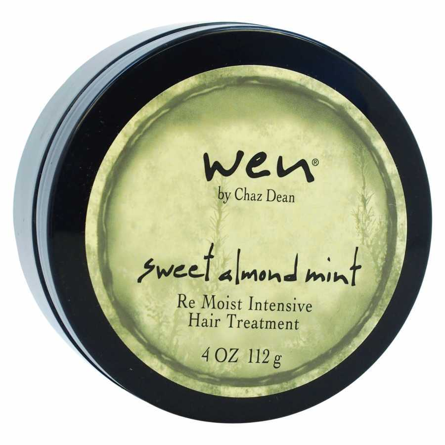 Chaz Dean Wen Sweet Almond Mint Re Moist Intensive Hair Treatment 4 oz