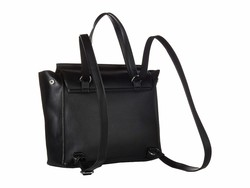 Circus By Sam Edelman Black Casey Bow Convertible Backpack - Thumbnail