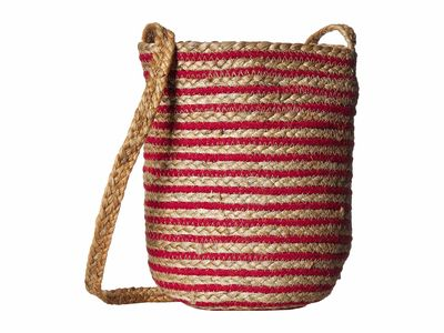 Circus By Sam Edelman - Circus By Sam Edelman Red Zyan Bucket Handbag