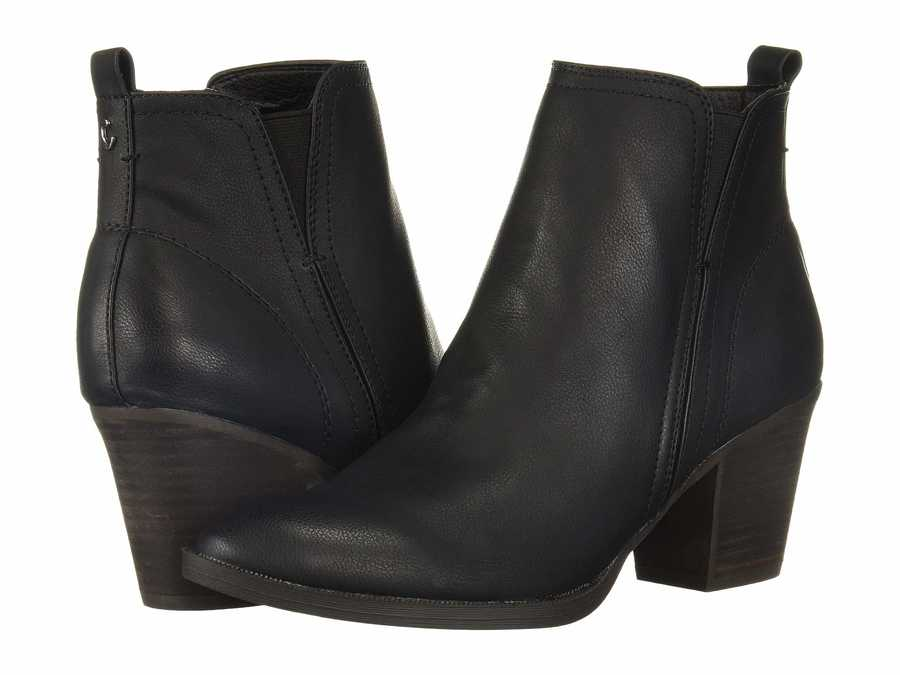 Circus By Sam Edelman Women Black Missy Ankle Bootsbooties