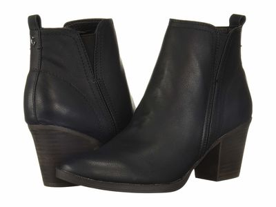 Circus By Sam Edelman - Circus By Sam Edelman Women Black Missy Ankle Bootsbooties