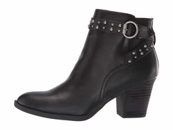 Circus By Sam Edelman Women Black Monica Ankle Bootsbooties - Thumbnail