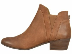 Circus By Sam Edelman Women Dark Golden Caramel Pent Ankle Bootsbooties - Thumbnail