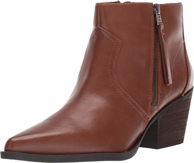 Circus By Sam Edelman - Circus By Sam Edelman Women Deep Saddle Whistler Ankle Bootsbooties