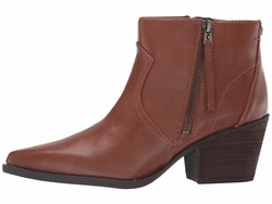 Circus By Sam Edelman Women Deep Saddle Whistler Ankle Bootsbooties - Thumbnail