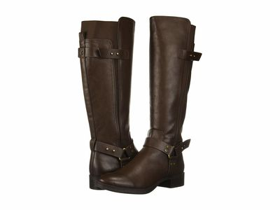 Circus By Sam Edelman - Circus By Sam Edelman Women Ebano Brown Pico Knee High Boots