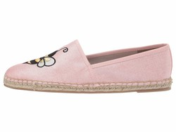 Circus By Sam Edelman Women Heirloom Rose (Queen Bee) Two-Tone Heavy Canvas Leni 6 Loafers - Thumbnail