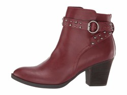 Circus By Sam Edelman Women Spiced Mahogany Monica Ankle Bootsbooties - Thumbnail