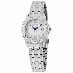 Citizen Diamond Silver Dial Stainless Steel Ladies Watch EW2360-51A - Thumbnail