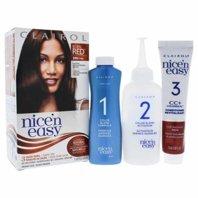 Clairol - Clairol Nice n Easy Permanent Color - 5RB 119B Natural Medium Reddish Brown 1 Application
