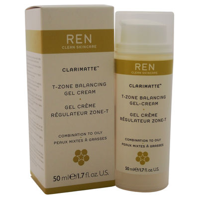 Clarimatte T-Zone Balancing Gel Cream - Combination To Oily Skin 1,7oz