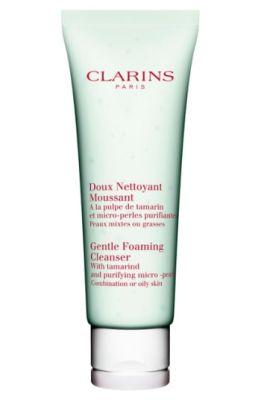 Clarins - Clarins Gentle Foaming Cleanser With Tamarind & Purifying Micro Pearls 4.4 oz
