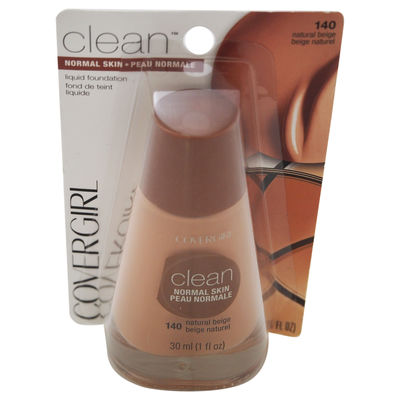 CoverGirl - Clean Normal Skin - # 140 Natural Beige 1oz