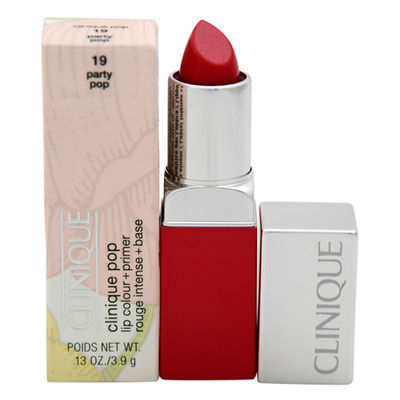Clinique - Clinique Pop Lip Colour + Primer - # 19 Party Pop 0,14oz