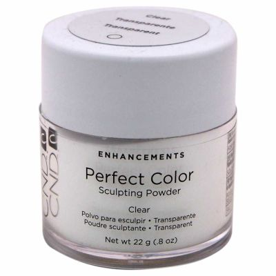 CND - CND Perfect Color Sculpting Powder - Clear 0.8 oz