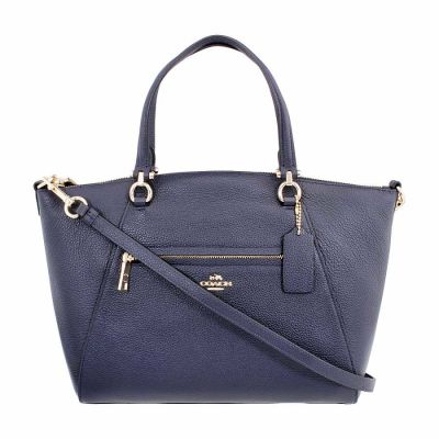 Coach - Coach Prairie Ladies Medium Leather Satchel Handbag 58874