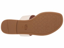 Coach Women Chalk Jodi Flat Sandals - Thumbnail