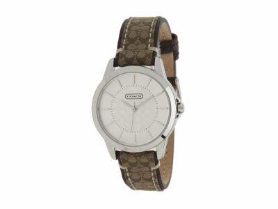 Coach - Coach Women's Classic Signature Strap Watch Fashion Watch