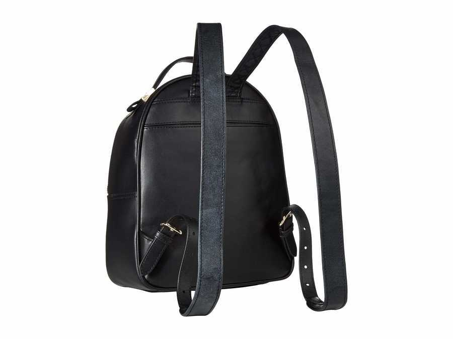 Cole Haan Black Tali Small Backpack