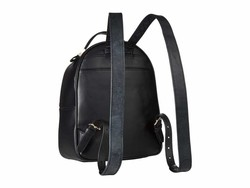 Cole Haan Black Tali Small Backpack - Thumbnail