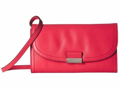 Cole Haan Teaberry Lock Smartphone Cross Body Bag