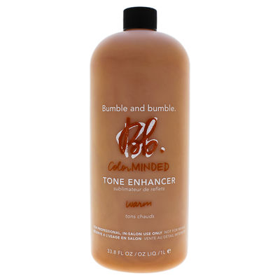 Bumble and Bumble - Color Minded Tone Enhancer - Warm 33,8oz