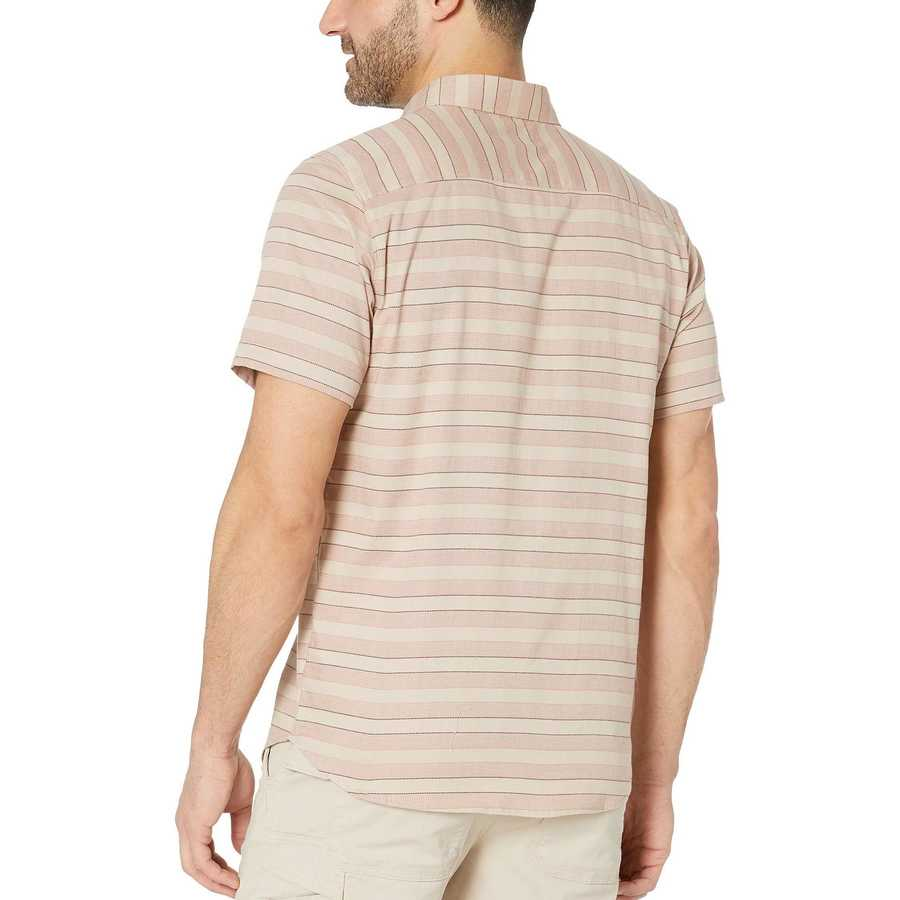Columbia Ancient Fossil Woven Shoals Point™ Short Sleeve Shirt