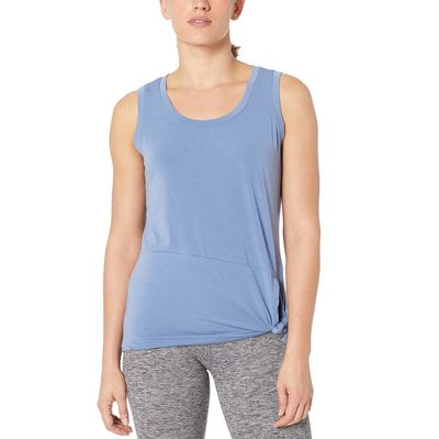 Columbia - Columbia Blue Dusk Take It Easy™ Tie Tank Top