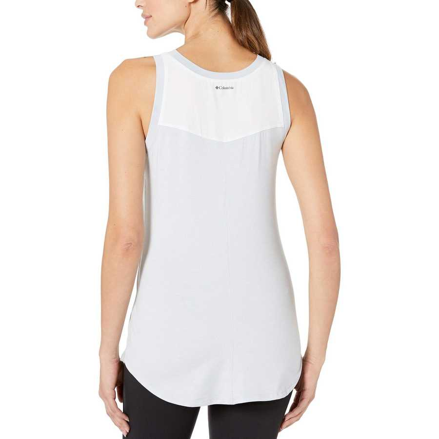 Columbia Cirrus Grey Heather Place To Place™ Tank Top