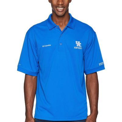 Columbia - Columbia Kentucky/Azul Collegiate Perfect Cast™ Polo Top