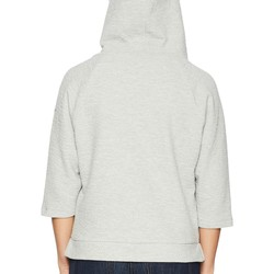 Columbia Light Grey Heather Winter Dream™ Full Zip Shrug - Thumbnail