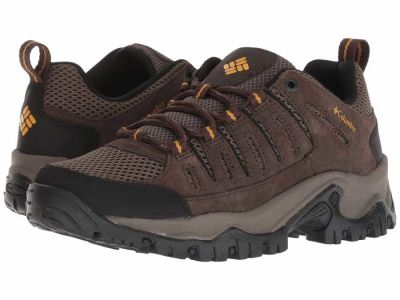 Columbia - Columbia Men's Cordovan Mud Lakeview II Low Running Shoes