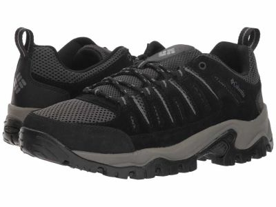 Columbia - Columbia Men's Shark Charcoal Lakeview II Low Running Shoes