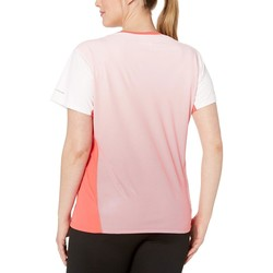 Columbia Red Coral Plus Size Solar Chill™ 2.0 Short Sleeve Shirt - Thumbnail