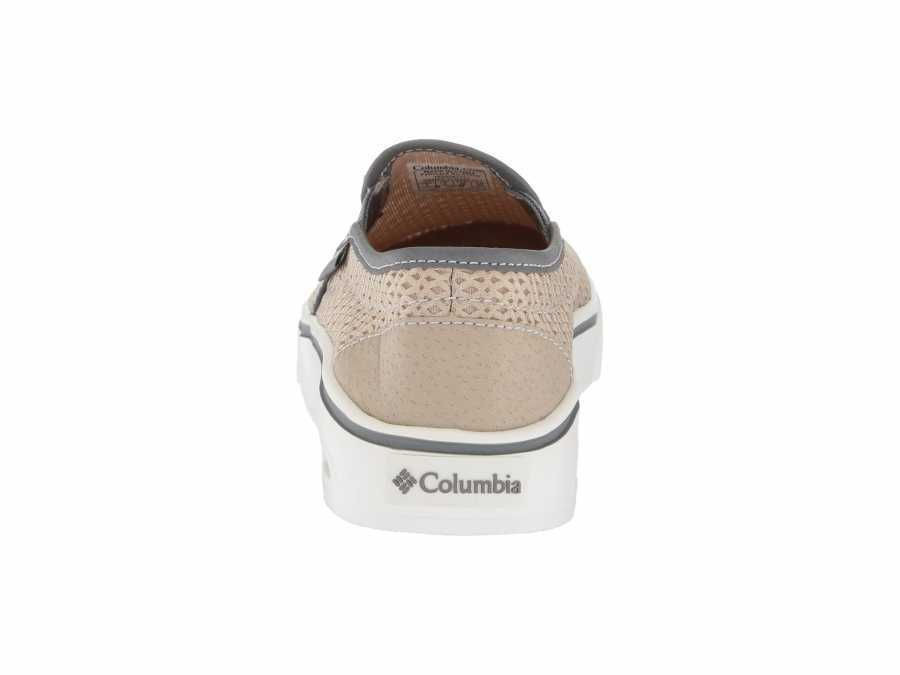 Columbia Women's Ancient Fossil Sea Salt Spinner Vent Moc Lifestyle Sneakers