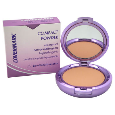 Compact Powder Waterproof - # 2 - Dry Sensitive Skin 0,35oz
