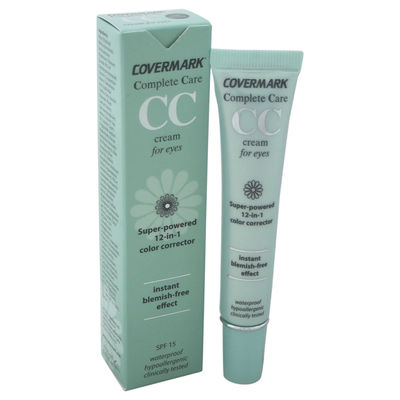Complete Care CC Cream For Eyes Waterproof SPF 15 - Soft Brown 0,51oz