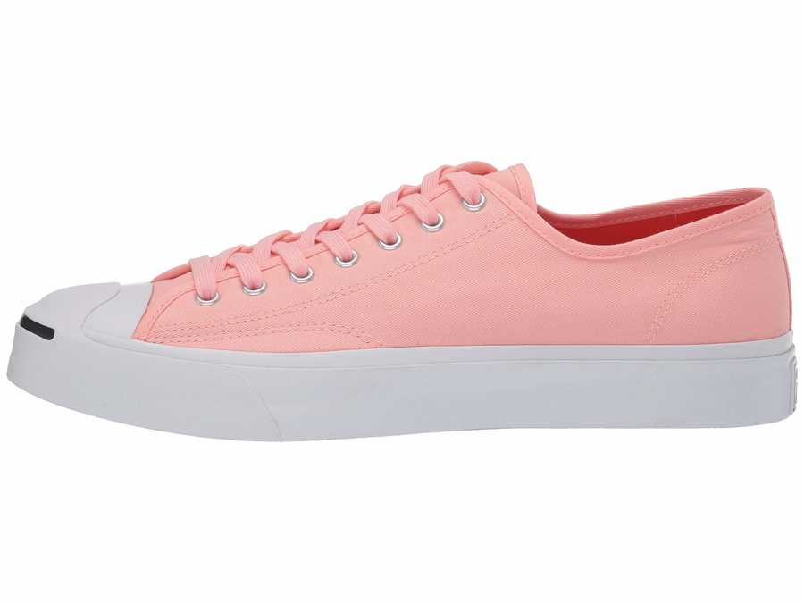 Converse Men Bleached Coral Jack Purcell 1St İn Class - Ox Lifestyle Sneakers