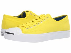 Converse Men Fresh Yellow Jack Purcell 1St İn Class - Ox Lifestyle Sneakers - Thumbnail