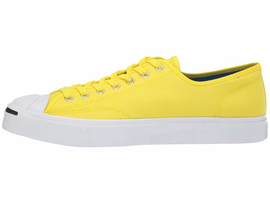 Converse Men Fresh Yellow Jack Purcell 1St İn Class - Ox Lifestyle Sneakers