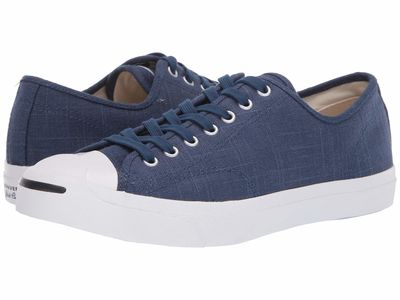 Converse - Converse Men Navy/Navy/White Jack Purcell Jack Lifestyle Sneakers