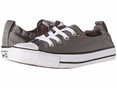 Converse - Converse Women Dark Concrete Chuck Taylor All Star Shoreline Lifestyle Sneakers