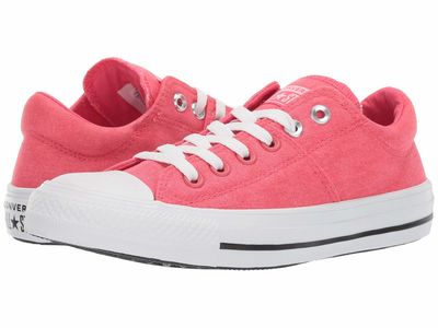 Converse - Converse Women Strawberry Jam/White/White Chuck Taylor All Star Madison - Ox Lifestyle Sneakers