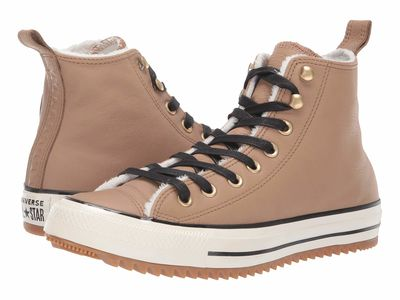 Converse - Converse Women Teak/Black/Natural İvory Chuck Taylor All Star Hiker Boot - Hi Lifestyle Sneakers