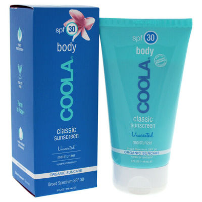 Coola - Coola Body Classic Sunscreen Moisturizer SPF 30 - Unscented 5 oz