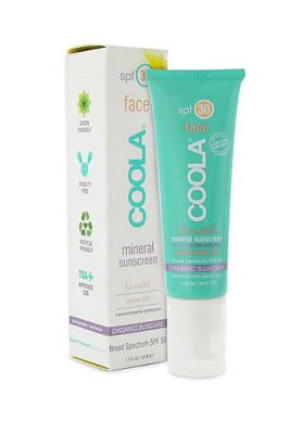 Coola - Coola Classic Face Sunscreen Moisturizer SPF 30 - Unscented 1.7 oz