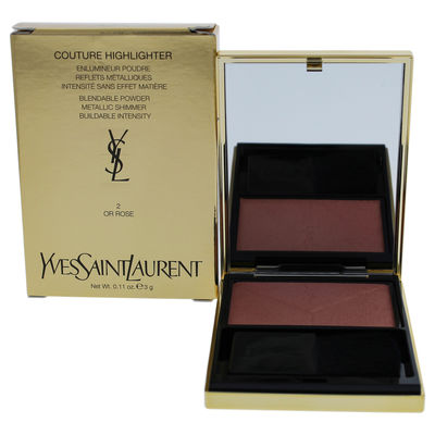 Yves Saint Laurent - Couture Highlighter - 2 Or Rose 0,11oz